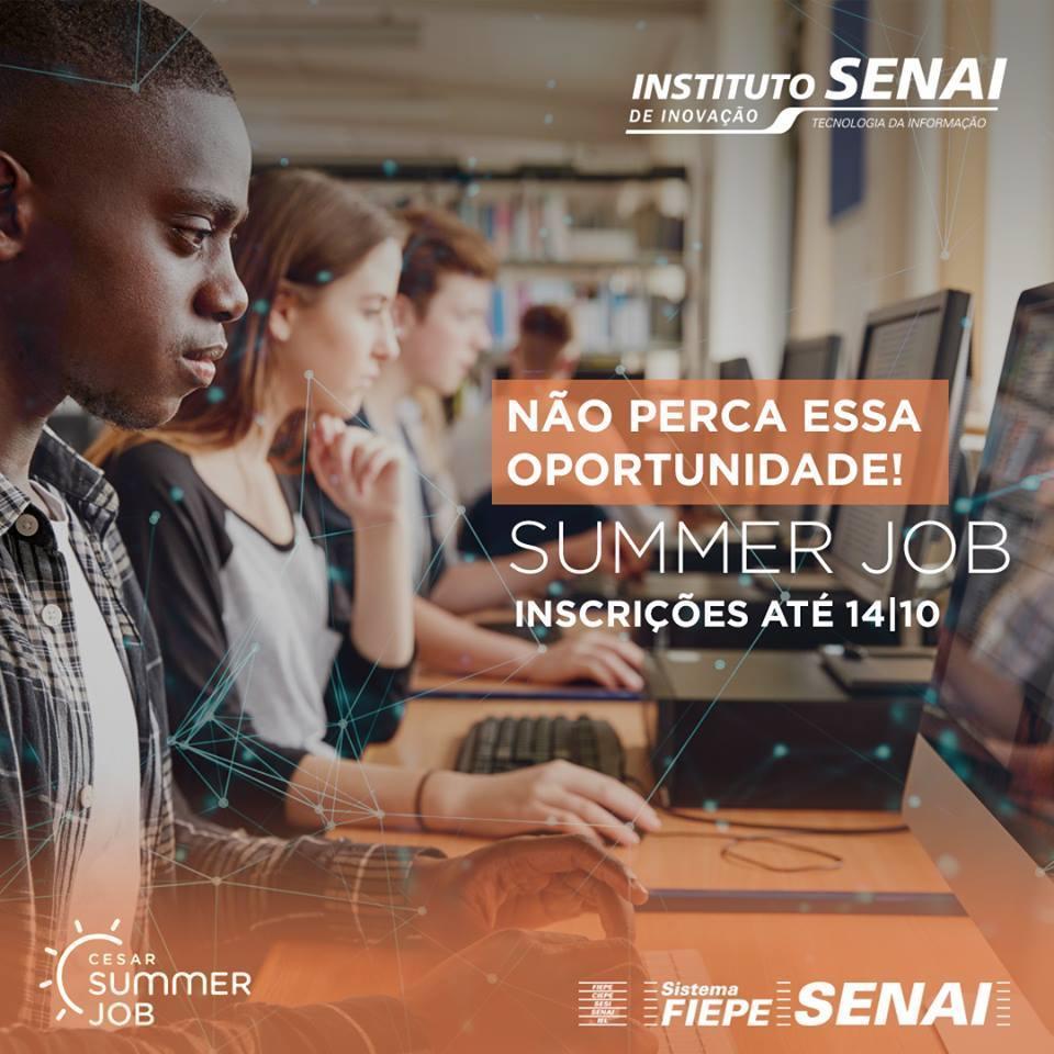 Summer Job no ISI-TICs